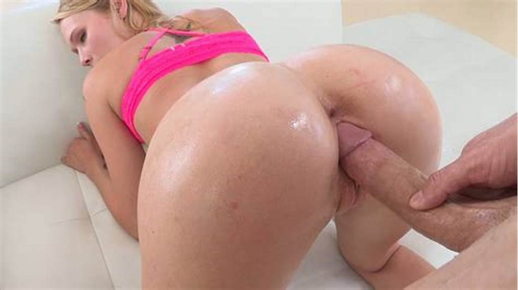 #Blonde #Pawg #Dakota #With #Oiled #Butt #Get #Drilled #In #Doggy