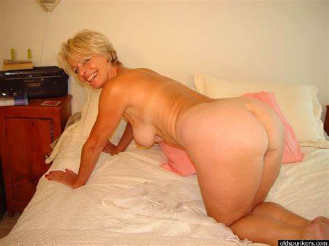Honey Old Blond Cunt