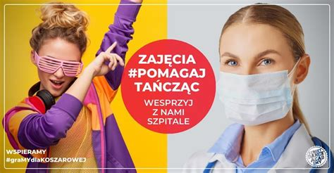 Pomagaj Tańcząc - zajęcia online | go.wroclaw.pl
