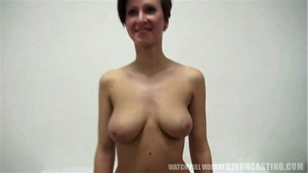 #Randy #Short #Haired #Redhead #With #Natural #Big #Tits
