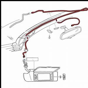 Onstar Rear View Mirror Wiring Diagram