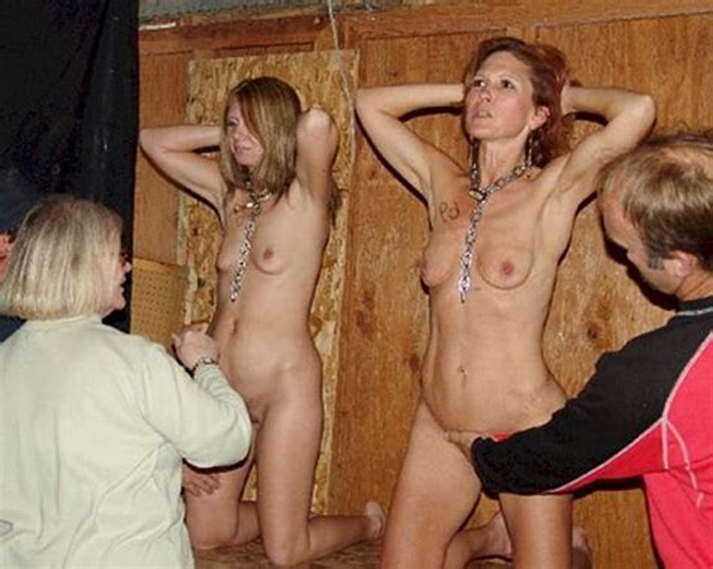 #Naked #Sex #Slave #Auction