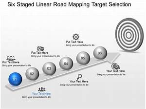 Jl Six Staged Linear Road Mapping Target Selection