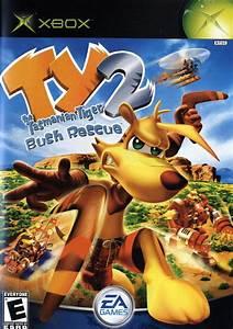 Ty The Tasmanian Tiger 2 Bush Rescue Xbox