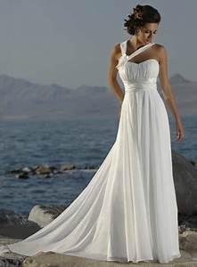 Getting married on skopelos in a grecian wedding gown for Grecian style wedding dresses