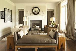 20 classy living room designs with chaise lounges for Several living room ideas can count