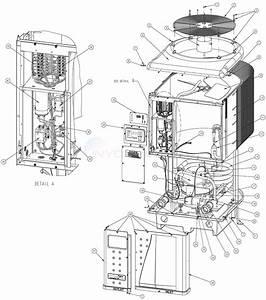 Pentair Thermalflo Heat Pump Models 460812  460813  460814