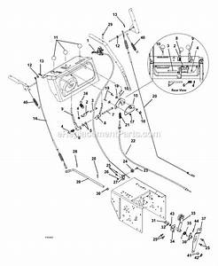 Ariens 926500 Parts List And Diagram