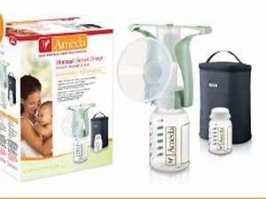 Manual Breast Pump Ameda 17065mn