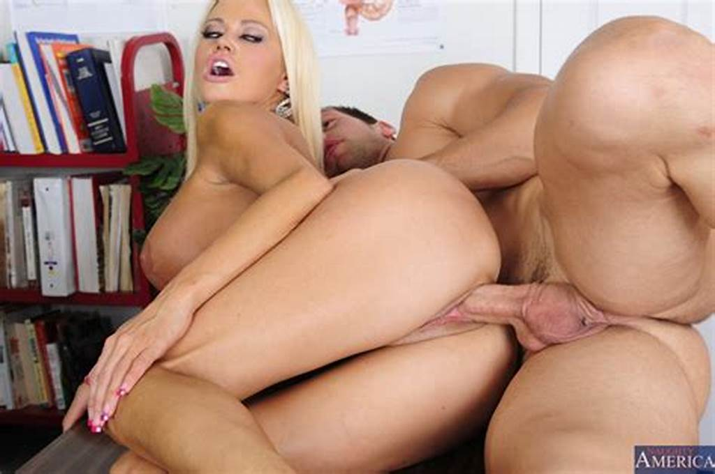 #Hot #Teacher #Nikita #Von #James #Seducing #Her #Student
