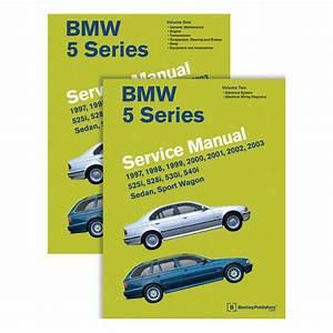 Bentley Service Manual - E39  97-03 5 Series