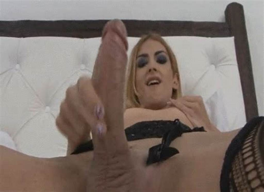 #Shemales #With #Monster #Cocks #Masterbating