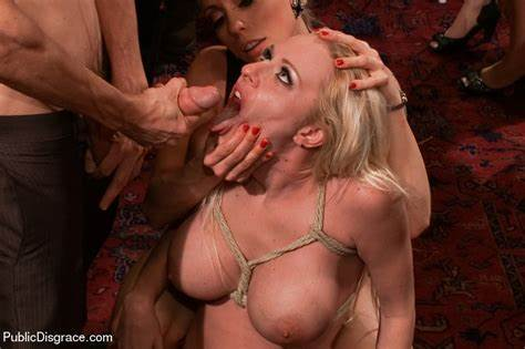 Curvy Foxy Slavegirl Does Painfully Punished