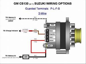 Cs144 Gm Alt Overcharging  16v  Options