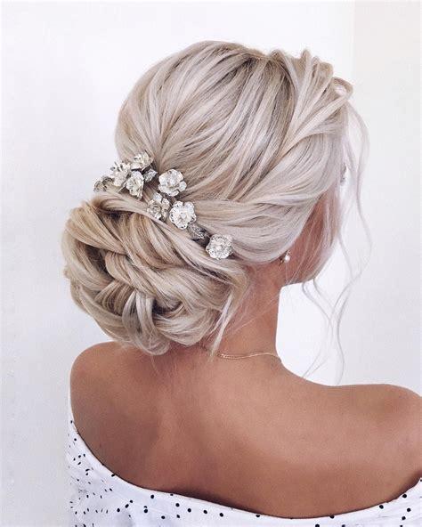 30 Best Xenia stylist Wedding Updo Hairstyles Upięte