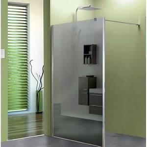 douche italienne 10 bonnes idees 10 photos With porte d entrée pvc avec robinet salle de bain cascade