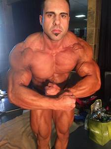 Learn How To Build Monster Pecs With Bodybuilder  Freddie
