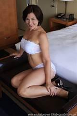 Rebecca's office amateur porn queen