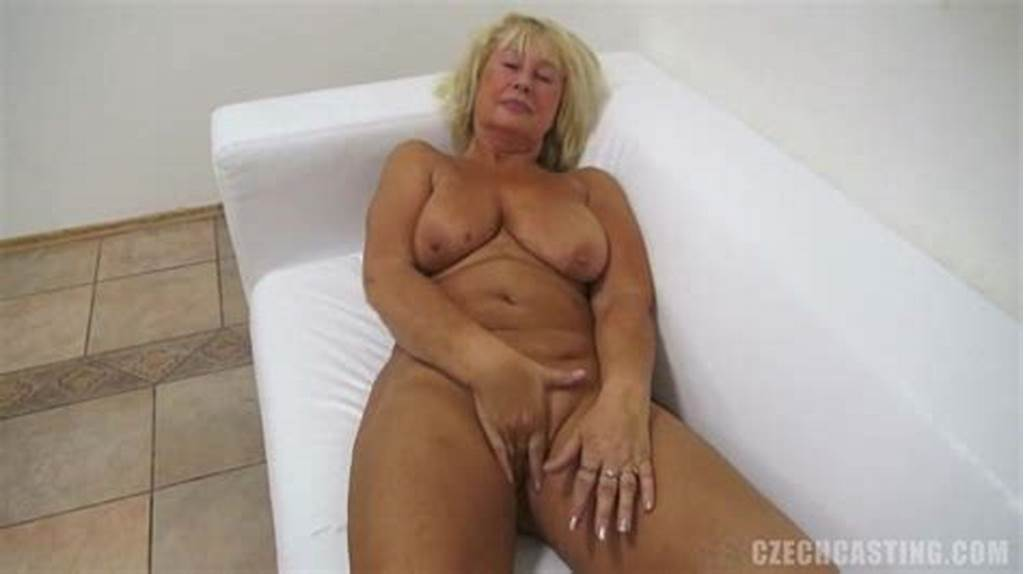 #Horny #Blonde #Granny #With #Gorgeously #Big #Tits #Getting