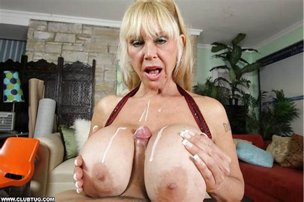#Lusty #Granny #With #Giant #Boobs #Sucks #A #Cock #And #Gives #A