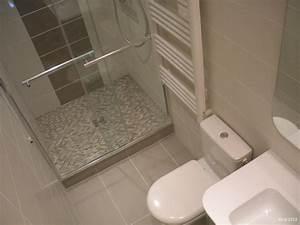 best amenagement salle de bain 3m2 contemporary With amenagement petite salle de bain 3m2