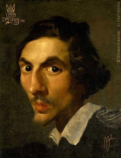 Caricatura de Gianlorenzo Bernini | Baroque art, Portrait ...
