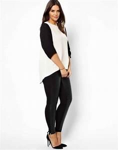 Vetement Pour Femme Ronde : mode pour les rondes chaque femme a le droit de se faire ~ Farleysfitness.com Idées de Décoration