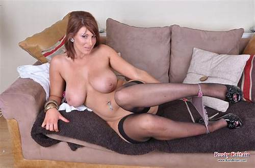 Naked Harming Lexy Shows Huge Busty #Busty #Round #Ass #Lexy #In #Stockings