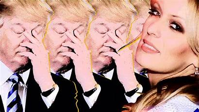 Stormy Daniels Trump Star Eat Alive Its