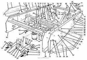 Toro Professional 30610  Groundsmaster 120  1996  Sn