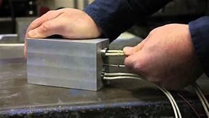 Watt-flex U00ae Cartridge Heaters Eliminate Bore Seizure