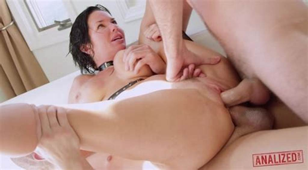 #Analized #Veronica #Avluv'S #Ass #Is #Double #Fucked