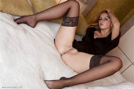 Stockings Young Nude Teens