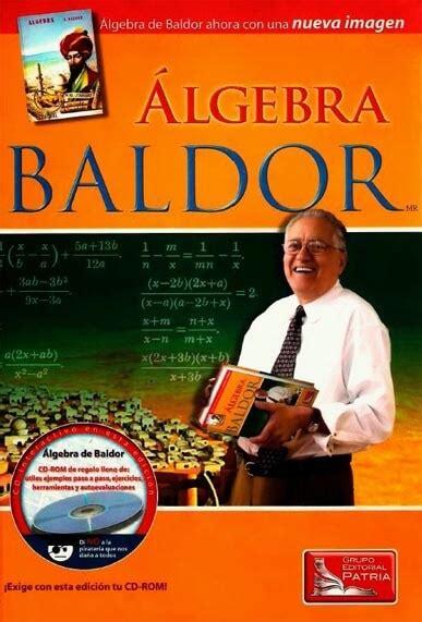 La didáctica de la matemática se ve forzada a cuestionar el conocimiento matemático en sí, conceptos que usaba y provenían de otras disciplinas como los psicológicos o sociológicos, que pasan a ser objetos de estudio de la misma, de forma que se ve ampliado el campo de la problemática didáctica. Algebra de Baldor nueva imagen 2015   Matematicas