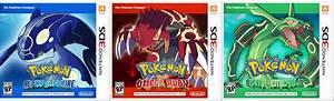 Pokemon Omega Ruby Alpha Sapphire Sigma Emerald by Deko ...