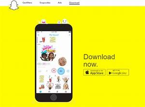 Google Snapchat App  Snapchat Beta Para Android