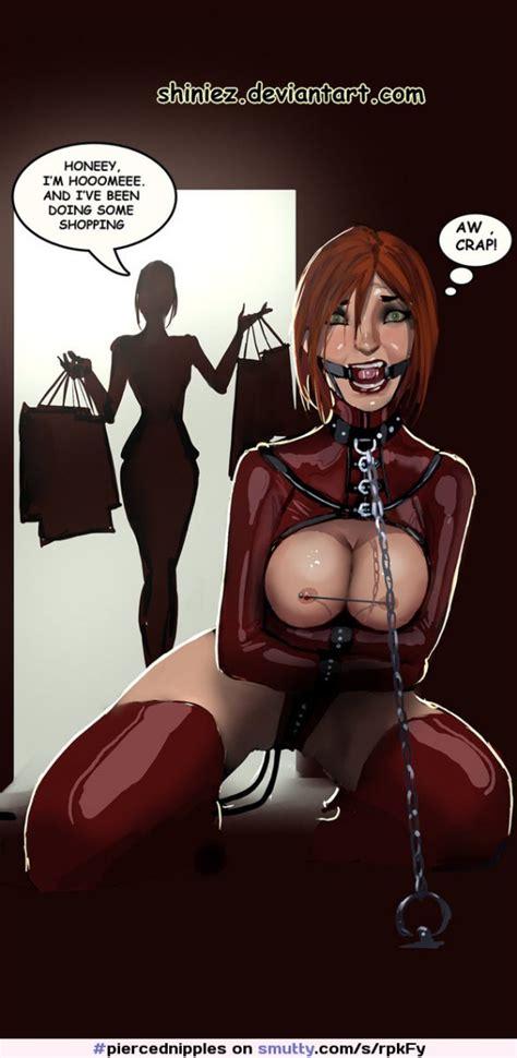 Bdsm Latex Lesbian Bondage
