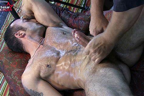 Hooker Muscle Got Creampied Load