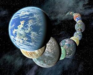 140 Earth-like Planets Discovered Within the Milky Way ...