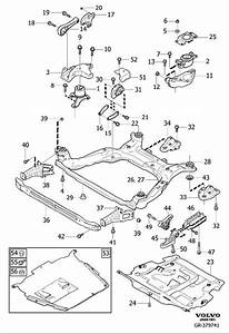 2004 Volvo S60 Front End Wiring Diagram Bumper