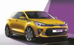 Kia Paris : new kia rio teased for paris debut ~ Gottalentnigeria.com Avis de Voitures