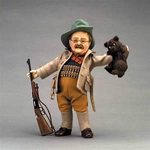 Teddy Bear Hund : teddy roosevelt mississippi bear hunt r john wright dolls ~ A.2002-acura-tl-radio.info Haus und Dekorationen