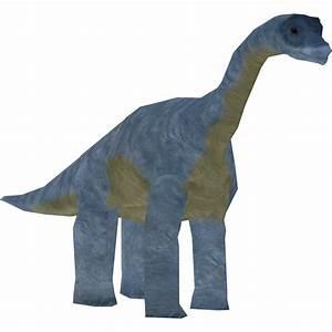 Brachiosaurus  The Restorers