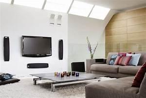 Soundsystem Für Zuhause : heimkino ins wohnzimmer integrieren welche m bel passen dazu ~ Sanjose-hotels-ca.com Haus und Dekorationen