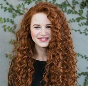 Coupe De Cheveux Bouclés Femme : coupe de cheveux boucl s femme ronde ~ Nature-et-papiers.com Idées de Décoration