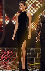 Tenue Glamour Femme : nicole scherzinger pulls out all the stops for x factor results show as she oozes timeless ~ Farleysfitness.com Idées de Décoration