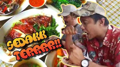 Kueh tae or kuih tair, malay language: Ikan Patin Masak Stim - YouTube