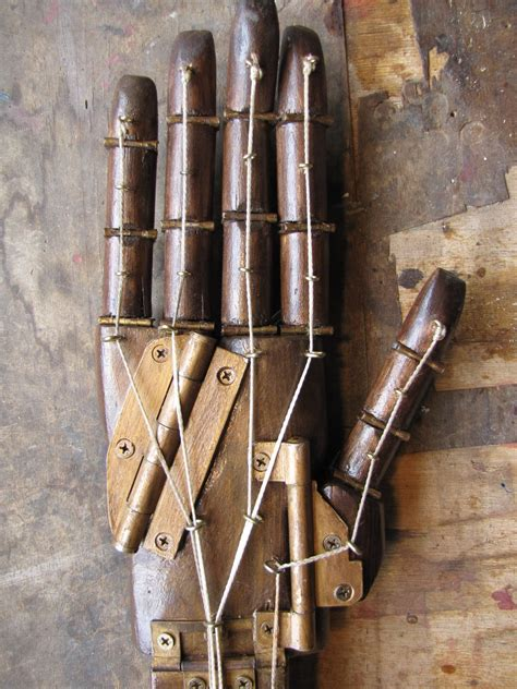 Steampunk Hand - Instructables