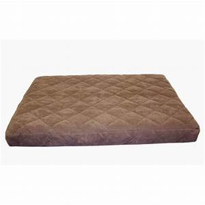 large protector pad quilted orthopedic jamison pet bed With dog bed mattress protector