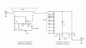 Antenna Tuner Circuit Diagram  Uff08 U65e5 U672c U8a9e Uff09